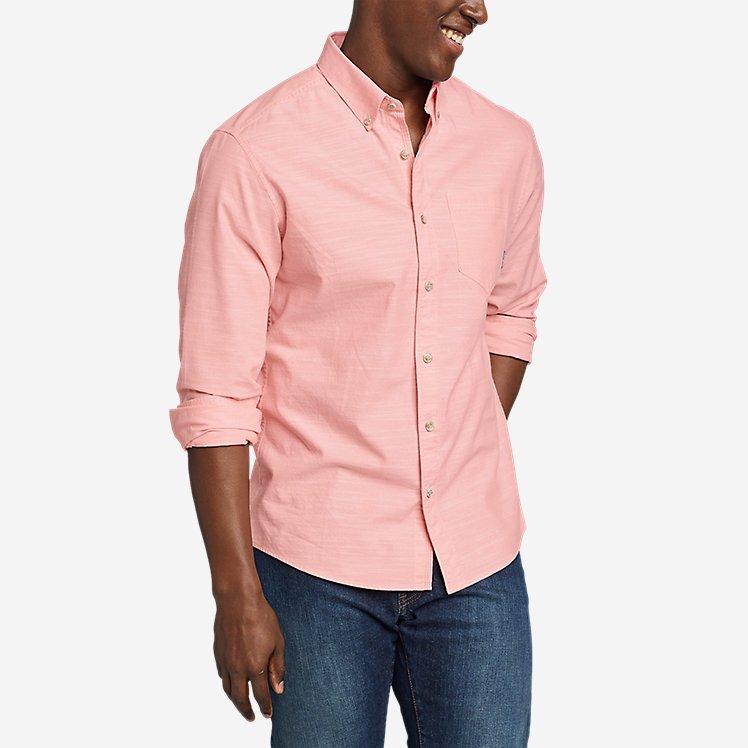 Men's Grifton Long-Sleeve Shirt - Solid large version