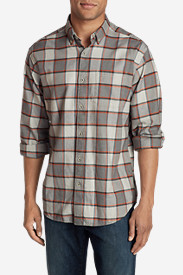 Men's Eddie's Favorite Flannel Classic Fit Shirt - Plaid