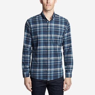 Thumbnail View 1 - Men's Wild River Lightweight Flannel Shirt