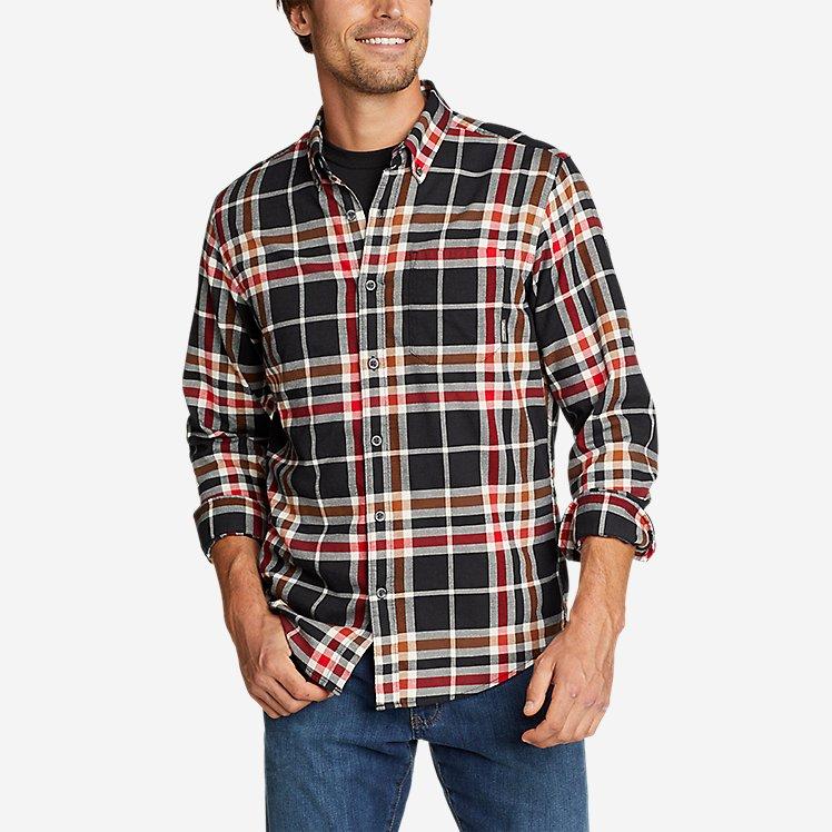 Men's Wild River Lightweight Flannel Shirt large version