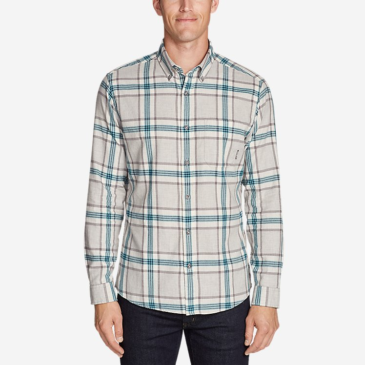 Men's Wild River Lightweight Flannel Shirt large version