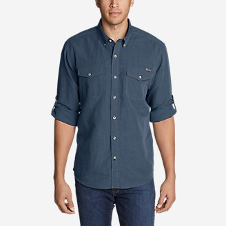 Thumbnail View 1 - Men's Larrabee Pro Long-Sleeve Shirt
