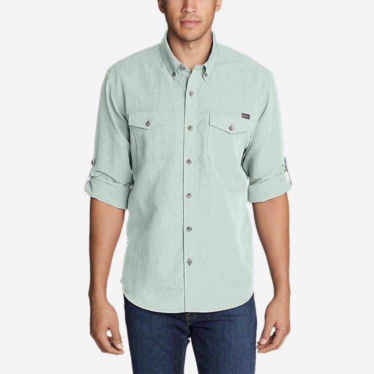 Men's Larrabee Pro Long-Sleeve Shirt large version