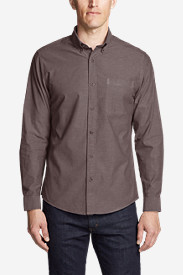 Men's Ultimate Travel Oxford Shirt