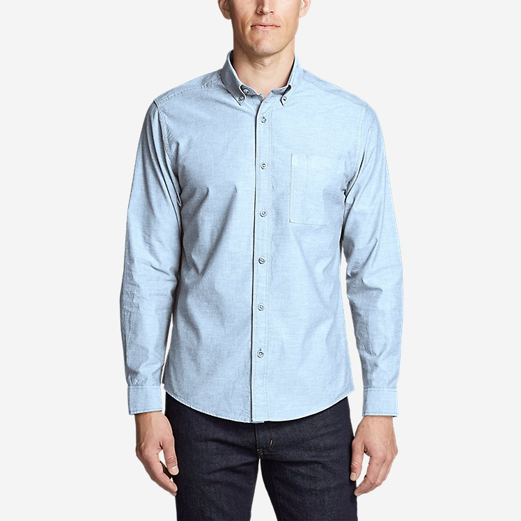 Men's Ultimate Travel Oxford Shirt large version
