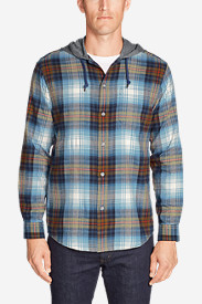 Men's Wild River Lightweight Flannel Hoodie