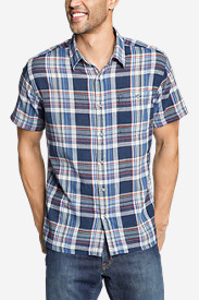 Men's Breezeway Short-Sleeve Shirt