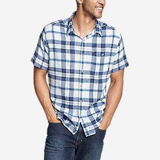 Thumbnail View 1 - Men's Breezeway Short-Sleeve Shirt