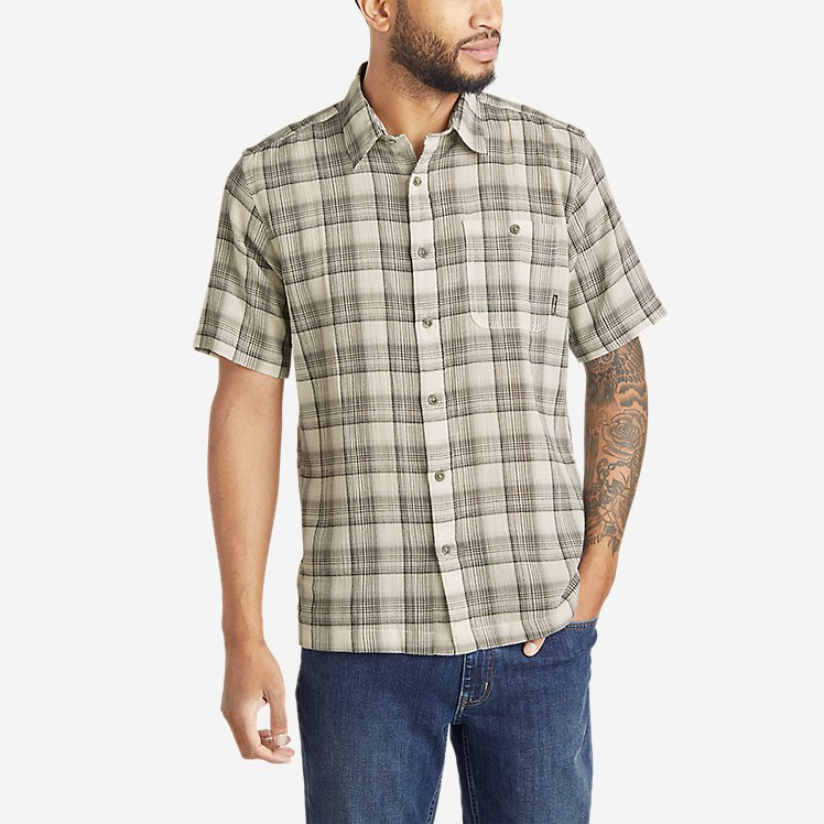 Men's Breezeway Short-Sleeve Shirt large version