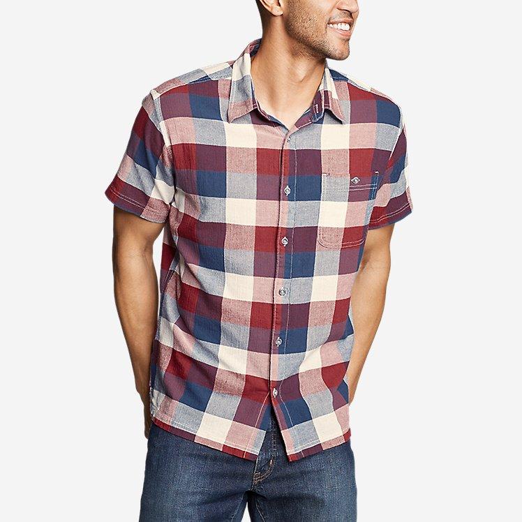 Men's Breezeway Short-Sleeve Shirt large version