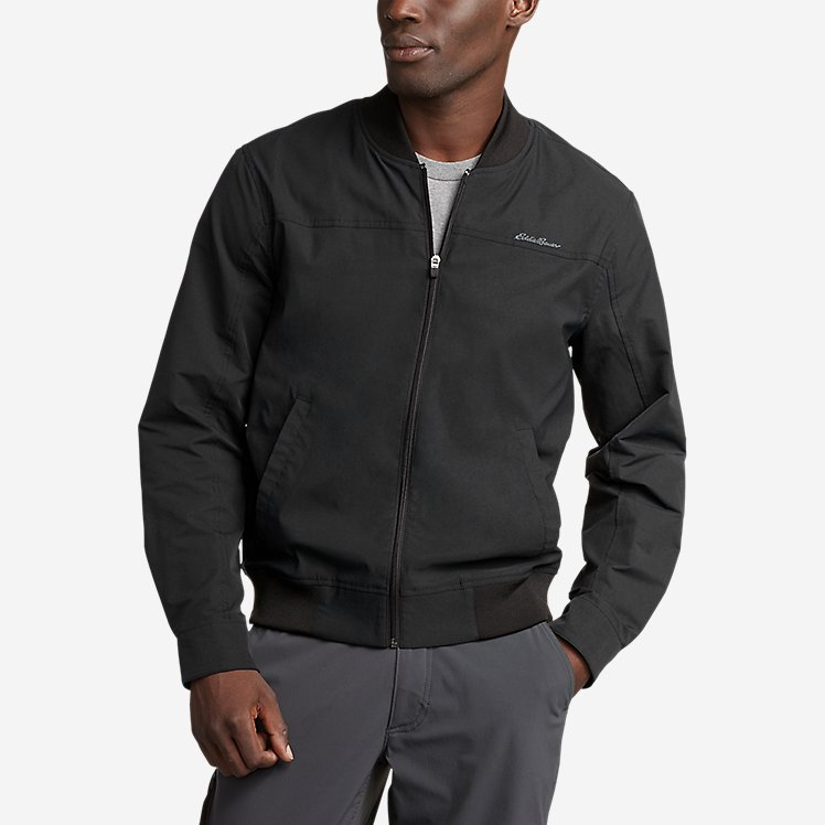 Men's Voyager Bomber Jacket large version