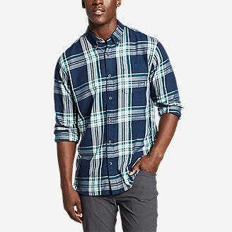 Thumbnail View 1 - Men's Wild River 2.0 Lightweight Flannel Shirt