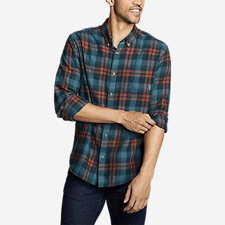 Thumbnail View 1 - Men's Wild River Lightweight Flannel Shirt
