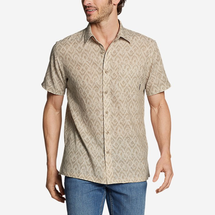 Men's Larrabee 2.0 Linen-Blend Shirt large version