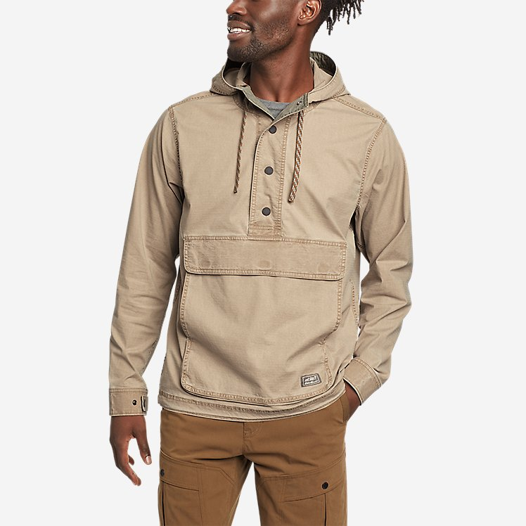 Men's Top Out Ripstop Anorak large version