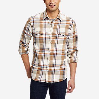 Thumbnail View 1 - Men's Rancher Long-Sleeve Shirt
