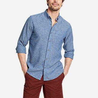 Thumbnail View 1 - Men's Larrabee Long-Sleeve Shirt 2.0