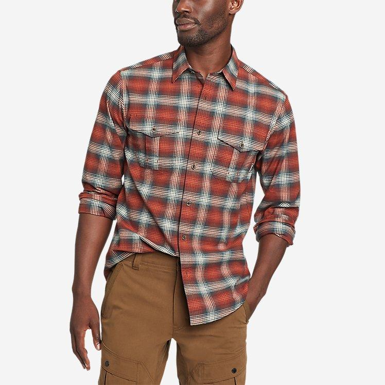 Men's Eddie's Flex Oxford Shirt large version