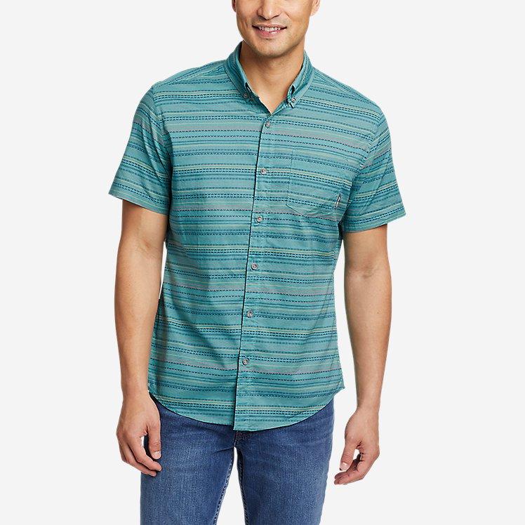 Men's Baja Short-Sleeve Shirt - Print large version