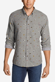 Men's Treeline 2.0 Long-Sleeve Shirt