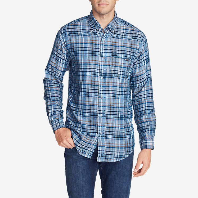 Men's Treeline 2.0 Long-Sleeve Shirt large version