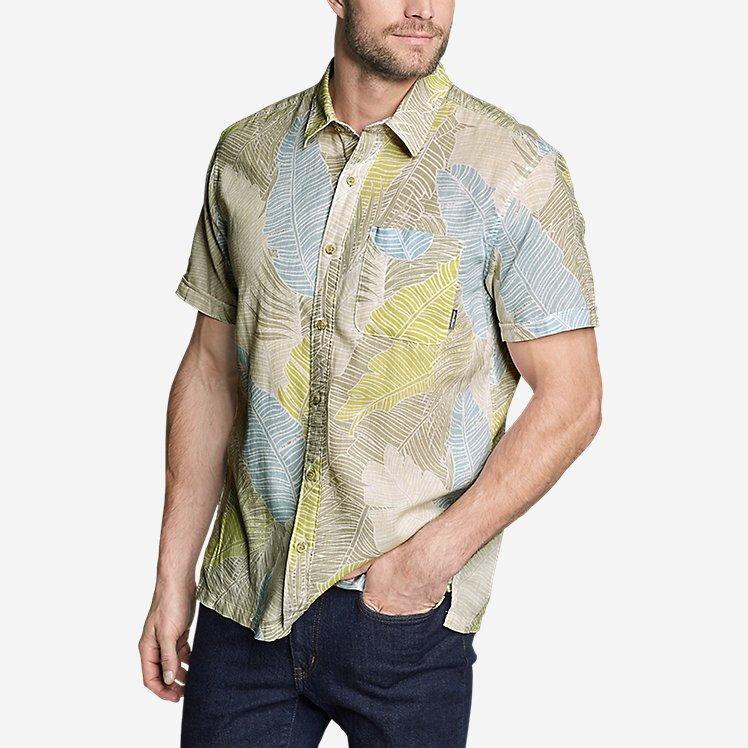 Men's Larrabee Short-Sleeve Shirt - Print large version