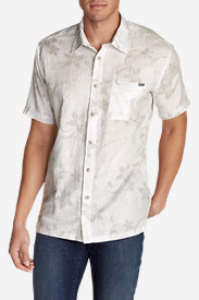 Men's Larrabee Short-Sleeve Shirt - Print