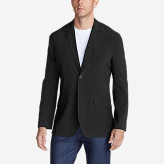 Thumbnail View 1 - Men's Departure Tropical-Weight Packable Blazer