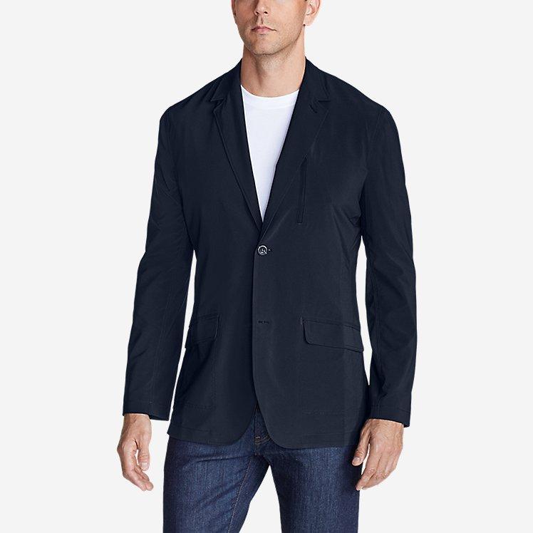 Men's Departure Tropical-Weight Packable Blazer large version