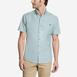 Thumbnail View 1 - Men's Bainbridge Short-Sleeve Seersucker Shirt