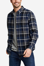 1bf7d9d0a567 Men s Eddie s Favorite Flannel Relaxed Fit Shirt - Plaid