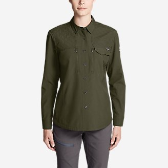 Thumbnail View 1 - Women's Field Guide Flex Shirt