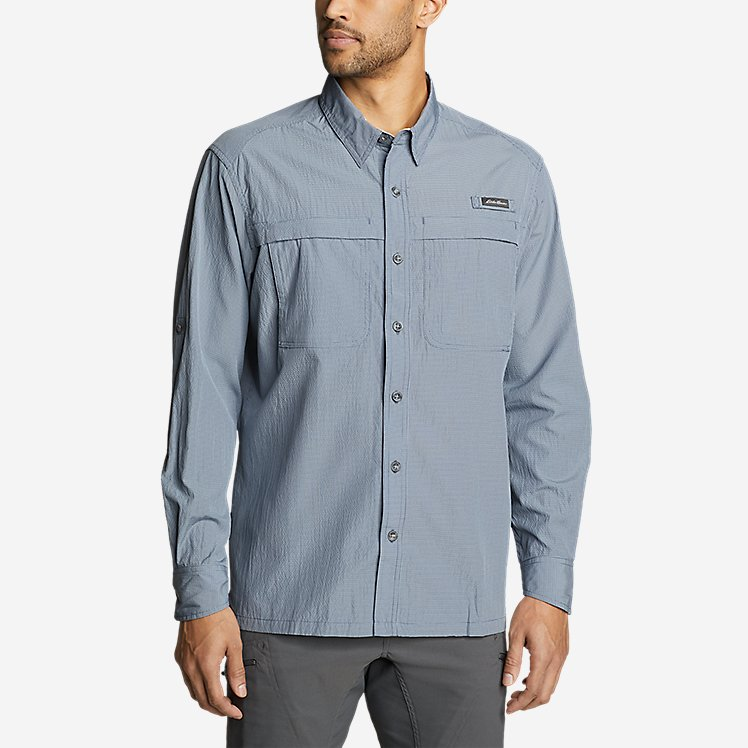 Men's Guide Long-Sleeve Shirt large version