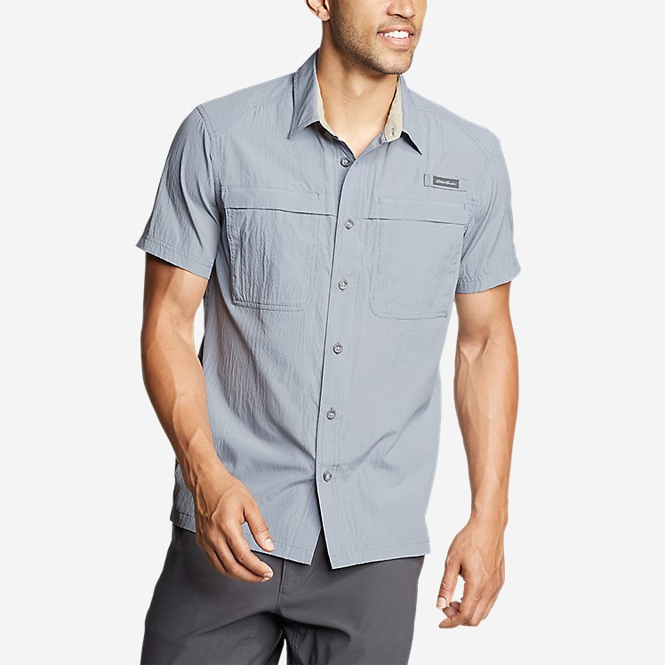 Men's Guide Short-Sleeve Shirt large version