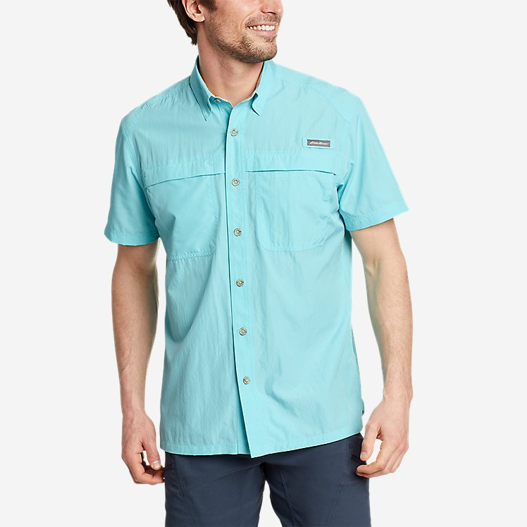 Men's Guide Short-Sleeve Shirt large version