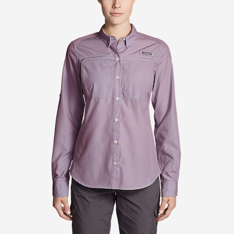 Women's Guide Long-Sleeve Shirt large version
