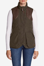Women's 1936 Skyliner Model Hunting Vest