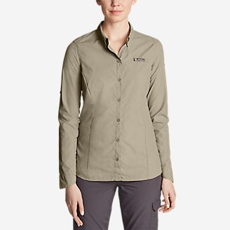 Thumbnail View 1 - Women's Freepellent™ Long-Sleeve Shirt