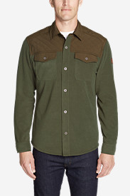 Men's Chutes Fleece Field Shirt