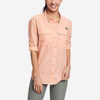 Thumbnail View 1 - Women's Guide UPF Long-Sleeve Shirt