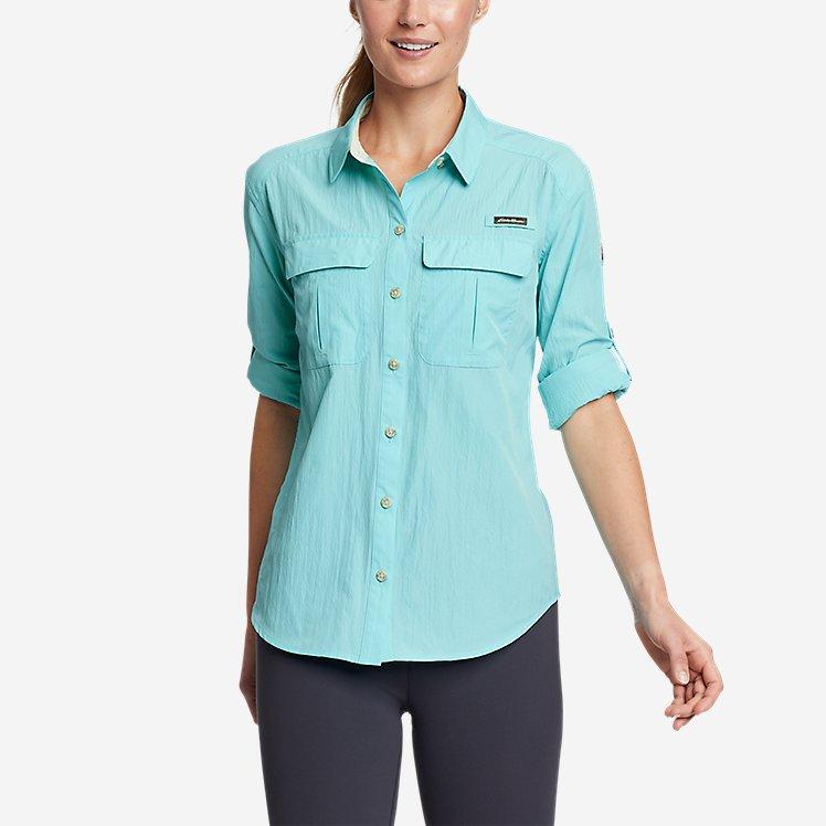 Women's Guide UPF Long-Sleeve Shirt large version
