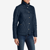 Eddie Bauer Womens Year-Round Field Jacket