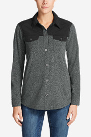 Women's Chutes Fleece Field Shirt