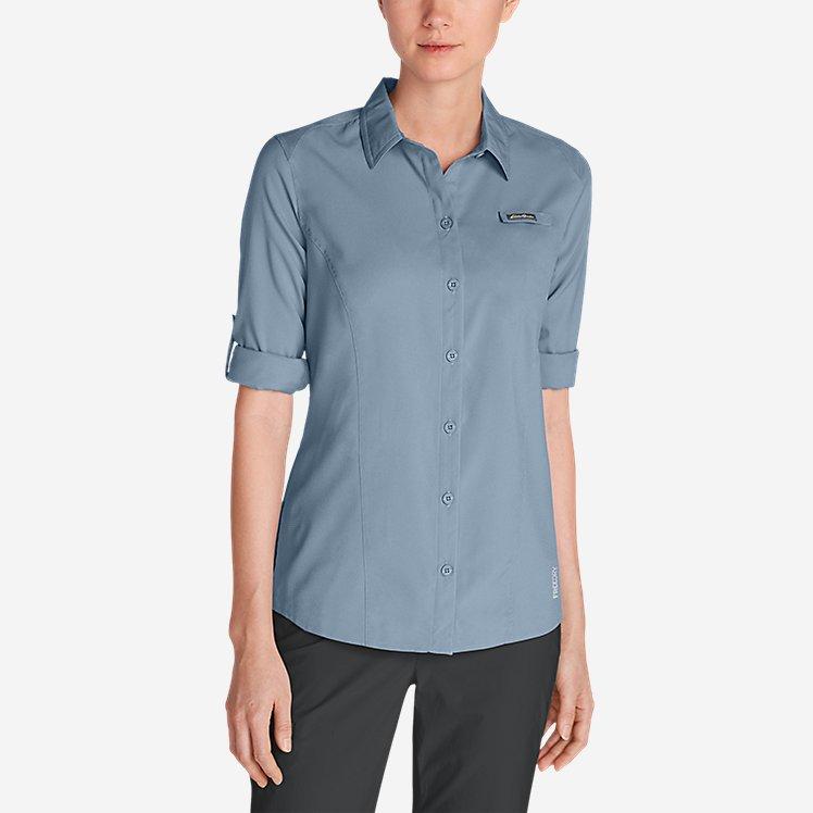 Women's Water Guide Long-Sleeve Shirt large version