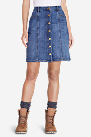 Women's Ilaria Denim Skirt