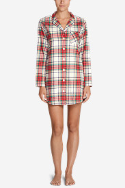 Women's Stine's Favorite Flannel Night Shirt