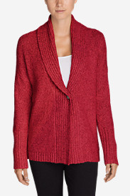 Women's One-Button Sleep Cardigan