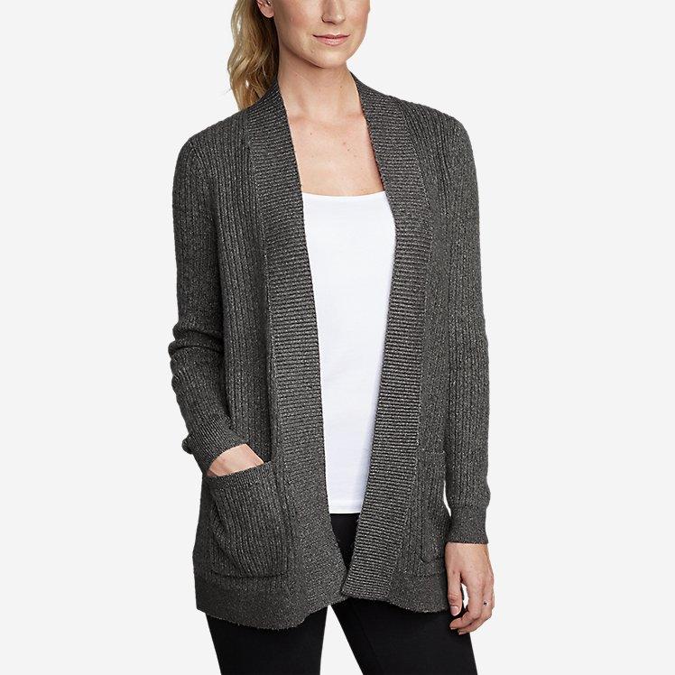 Women's Sleep Cardigan Sweater large version