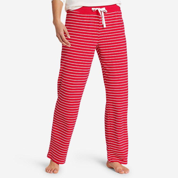 Women's Dreamknit Sleep Pants - Print large version