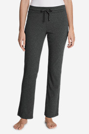 Women's Knit Sleep Pants - Solid